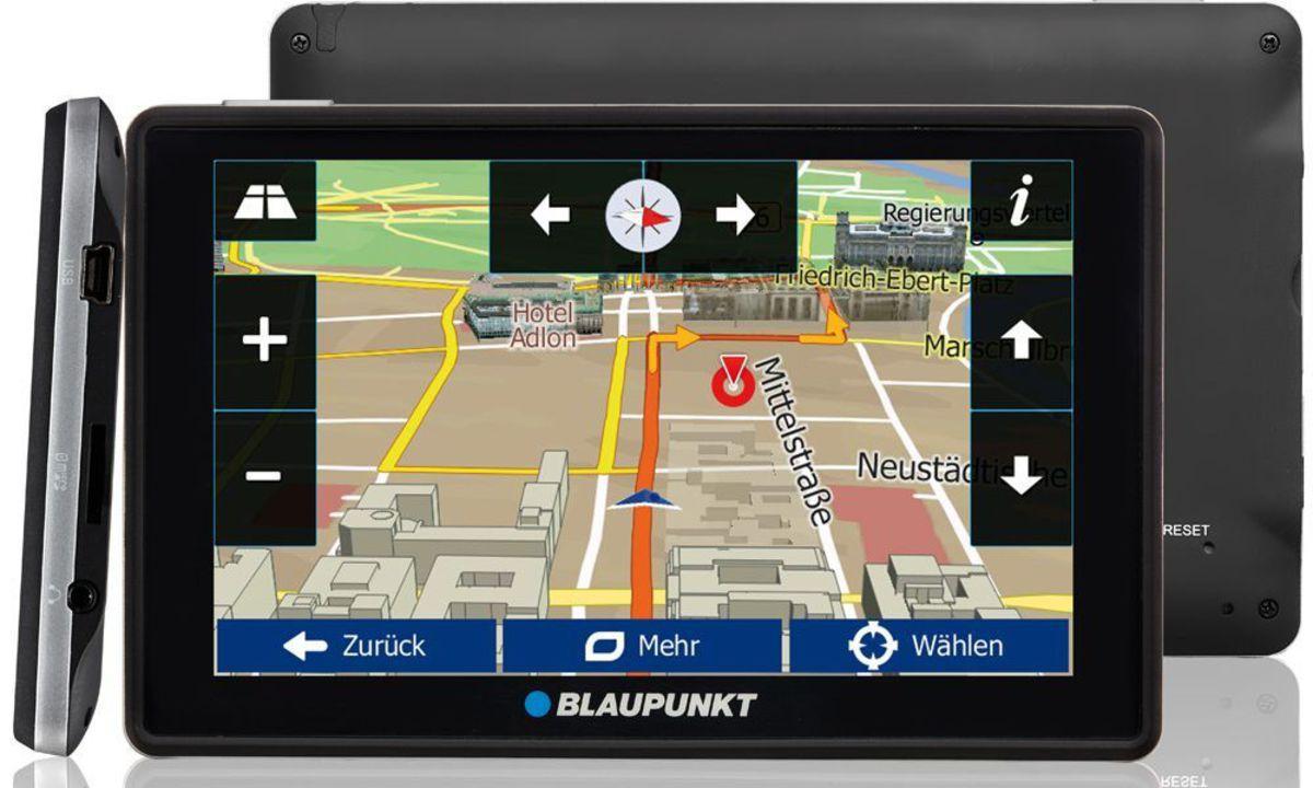 BLAUPUNKT Blaupunkt Navigationsgerät »Travelpilot 73² EU LMU«