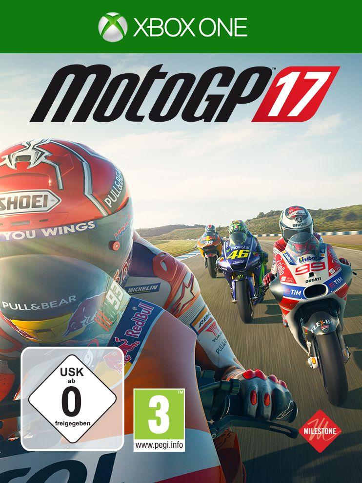 BANDAI NAMCO Bandai Namco MotoGP 17 »XBox One«