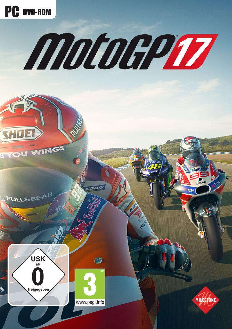 BANDAI NAMCO Bandai Namco MotoGP 17 »PC«