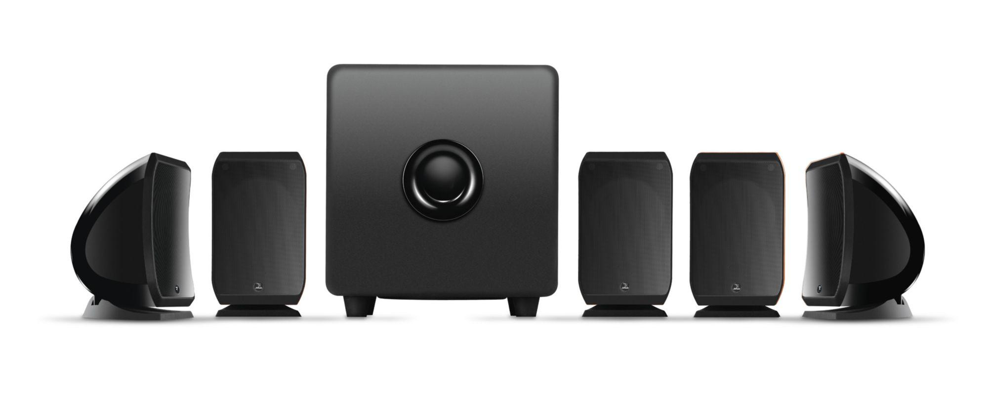 FOCAL  5.1 Home Cinema Surroundsystem mit 150 Watt »Sib und Co 5.1«
