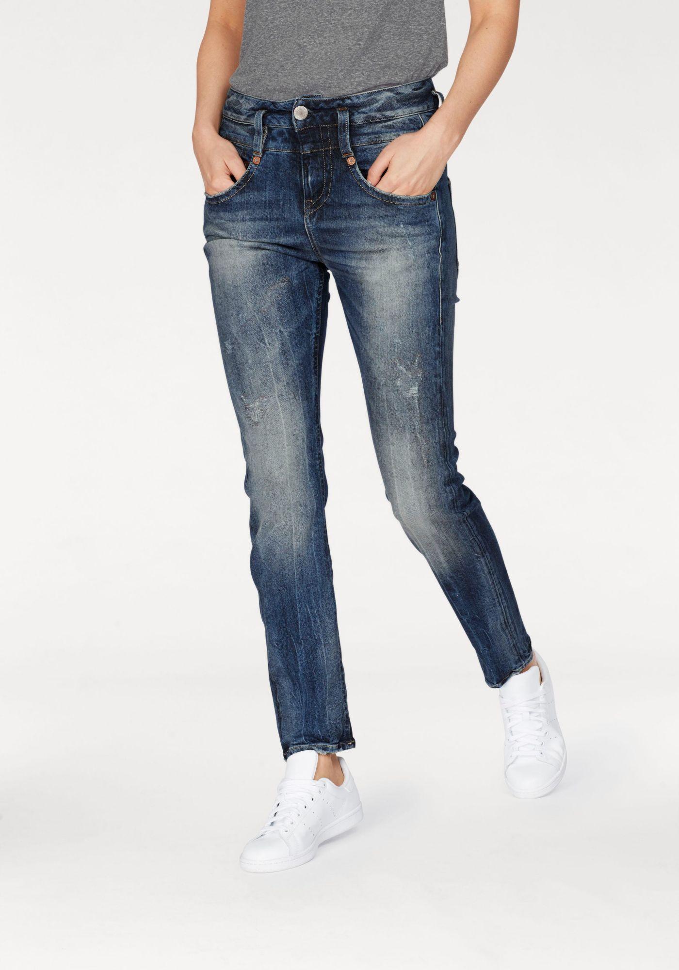 HERRLICHER Herrlicher Boyfriend-Jeans »Pitch Mom«