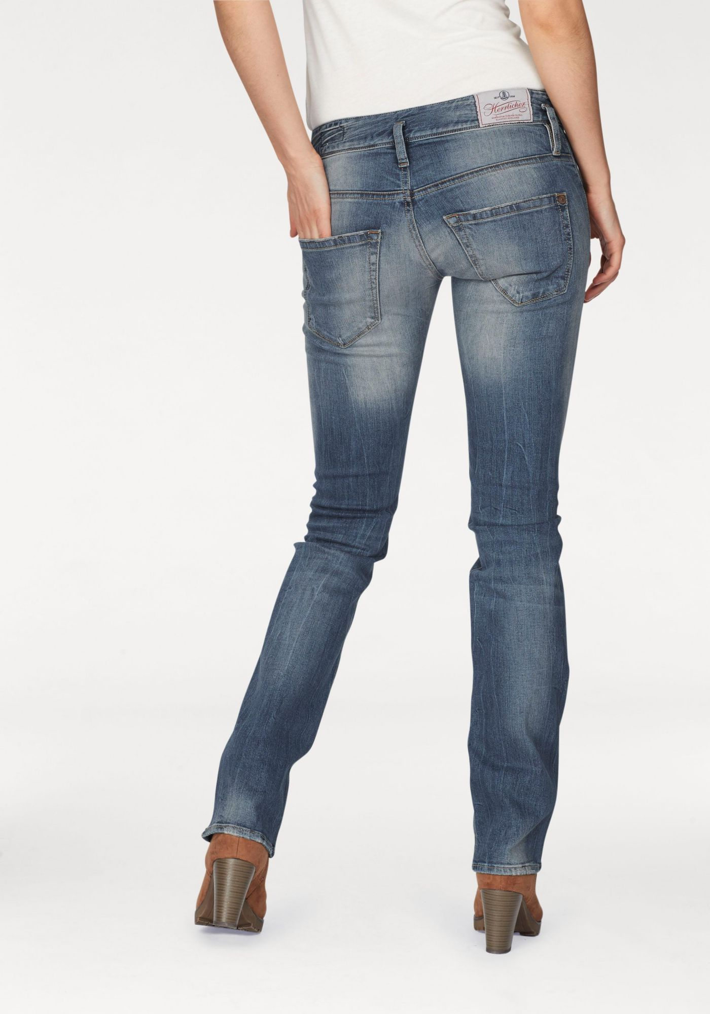 HERRLICHER Herrlicher Bootcut-Jeans »Shyra Comfort«