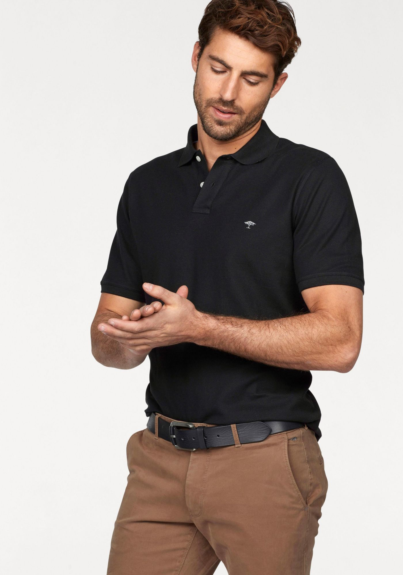FYNCH HATTON FYNCH-HATTON Poloshirt