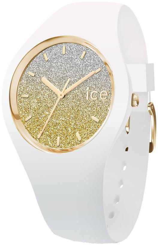 ICE WATCH ice-watch Quarzuhr »ICE lo - White gold - Small - 3H, 013428«
