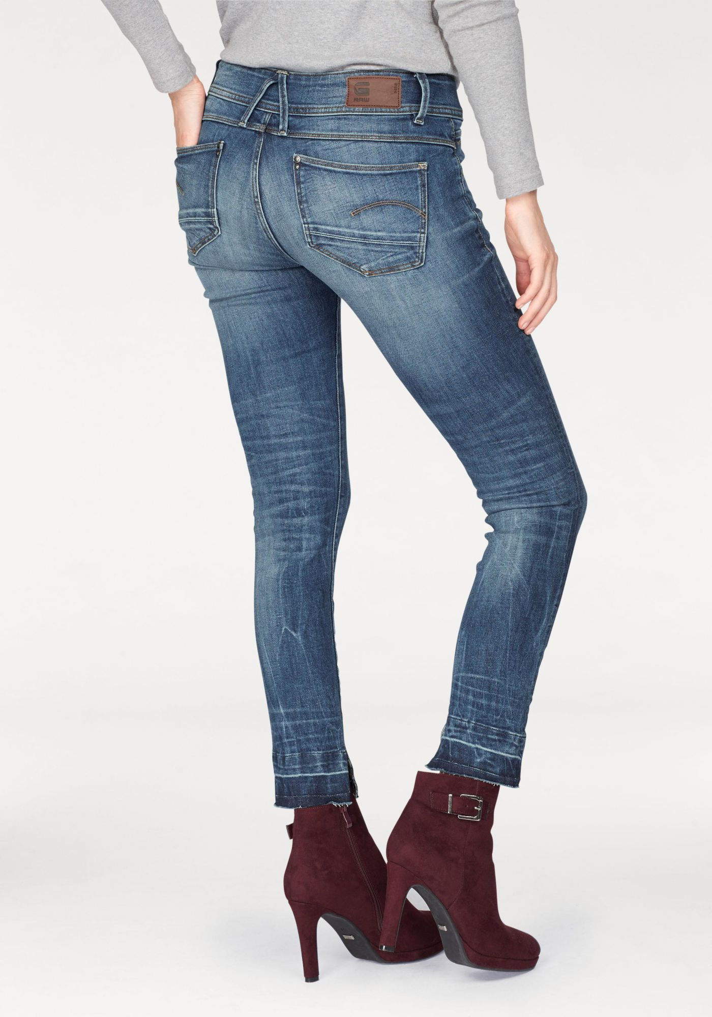G STAR G-Star 7/8-Jeans »Lynn Ankle«