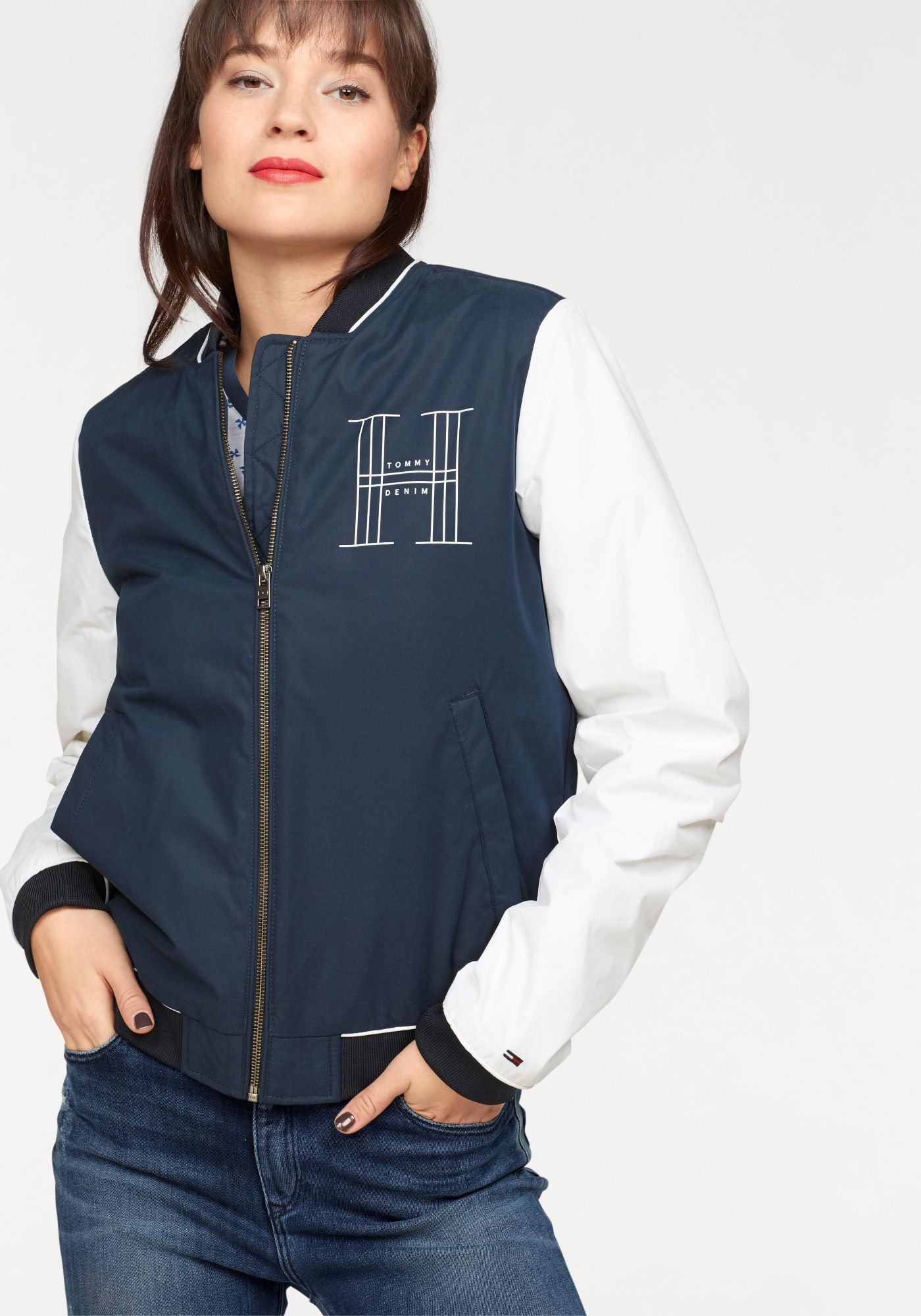 HILFIGER DENIM Hilfiger Denim Collegejacke