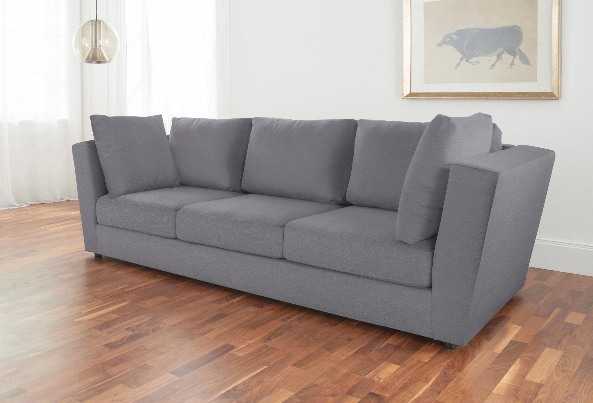 ALTE GERBEREI Alte Gerberei 3-Sitzer Sofa »Pristin« inklusive Armlehnkissen