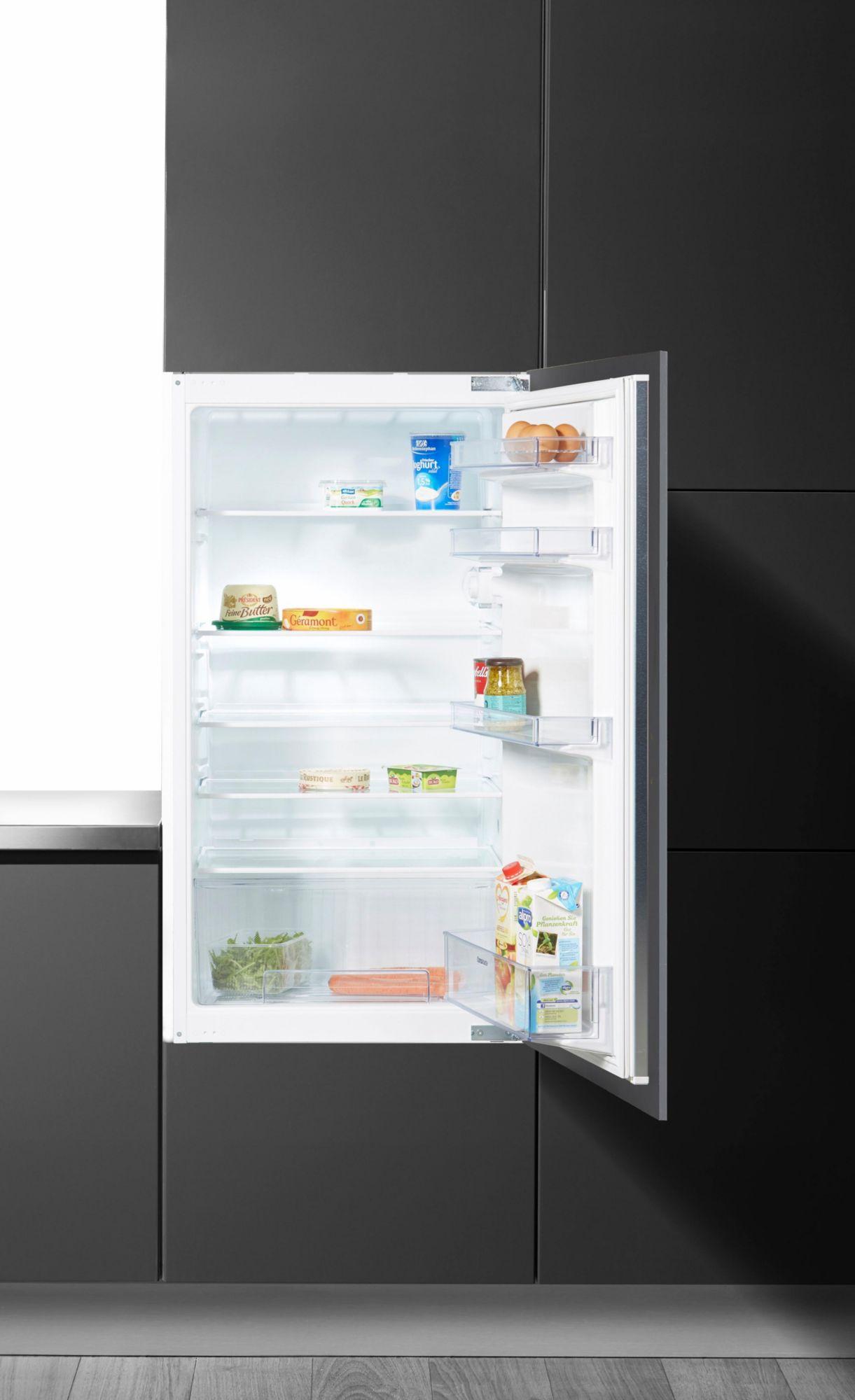 CONSTRUCTA Constructa Integrierbarer Einbaukühlschrank CK60330, Energieklasse A++, 102,1 cm hoch