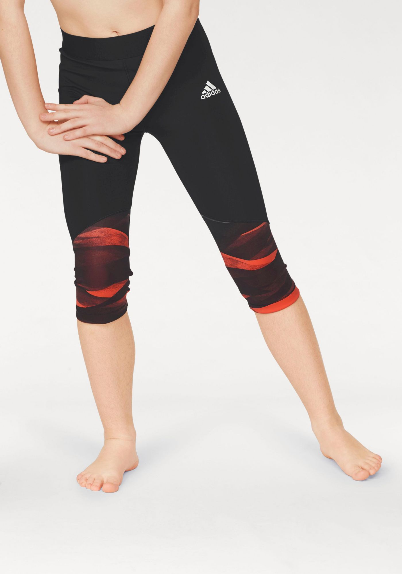 ADIDAS PERFORMANCE adidas Performance Funktionstights »YOUNG GIRL TR WRAP 34TI«