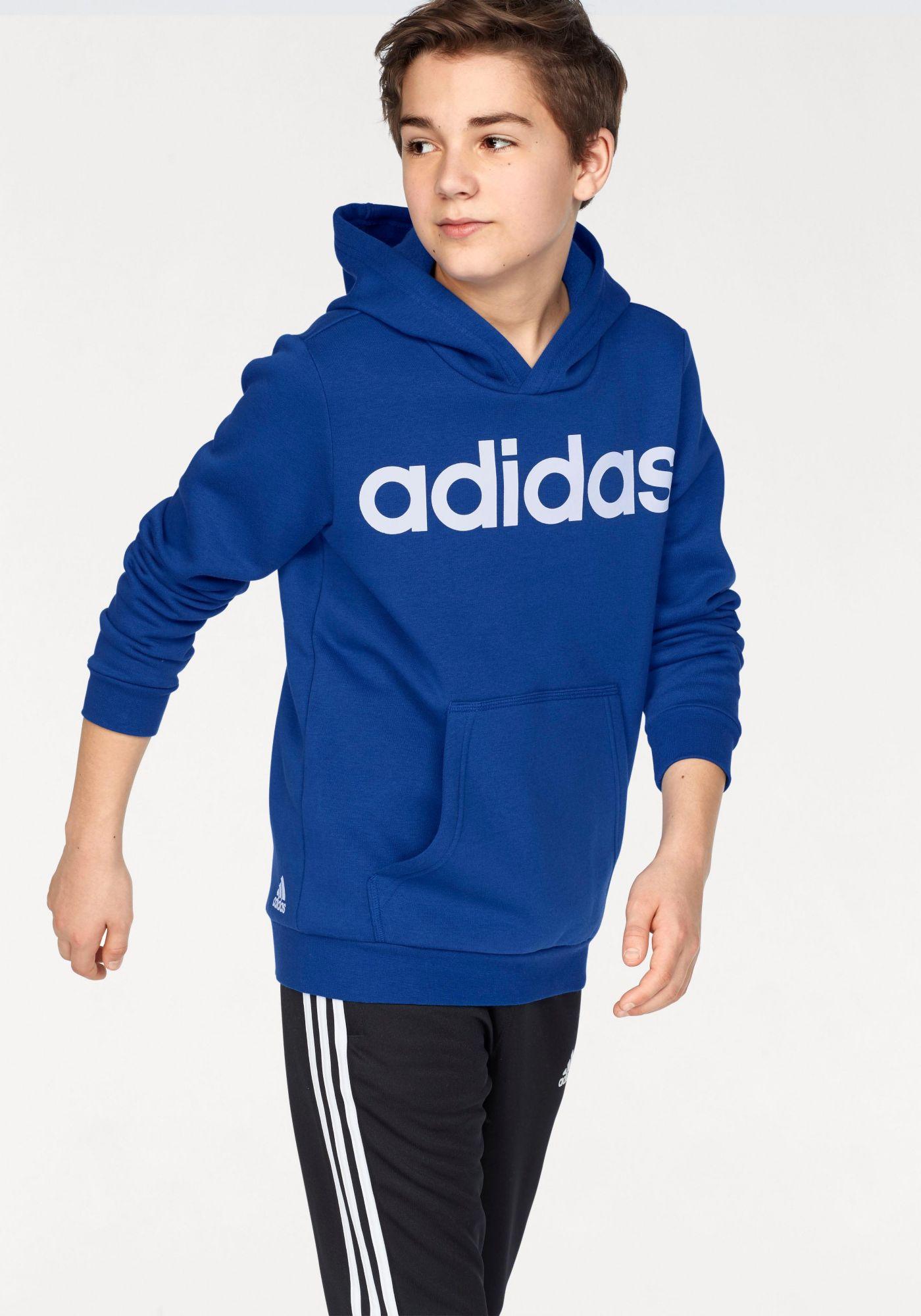 ADIDAS PERFORMANCE adidas Performance Kapuzensweatshirt »YOUNGBOY LIN HOODIE«