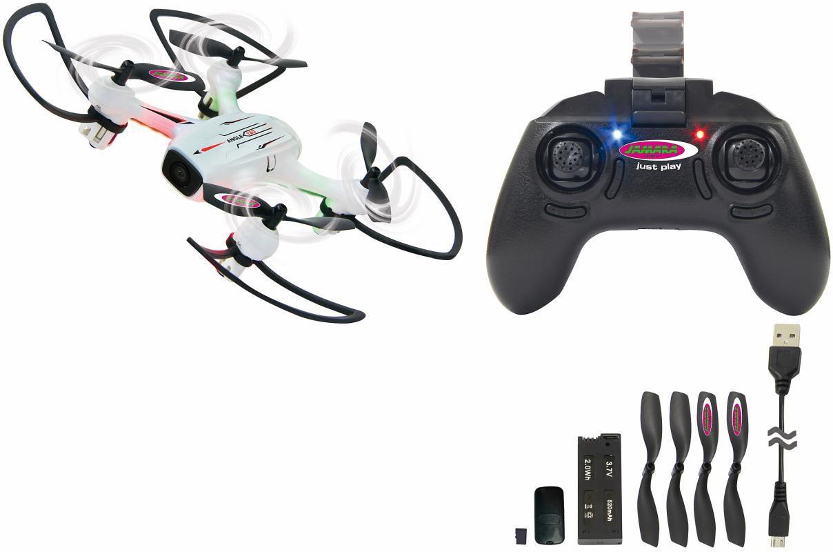 JAMARA Angle 120 Altitude HD Wifi FPV, Drohne