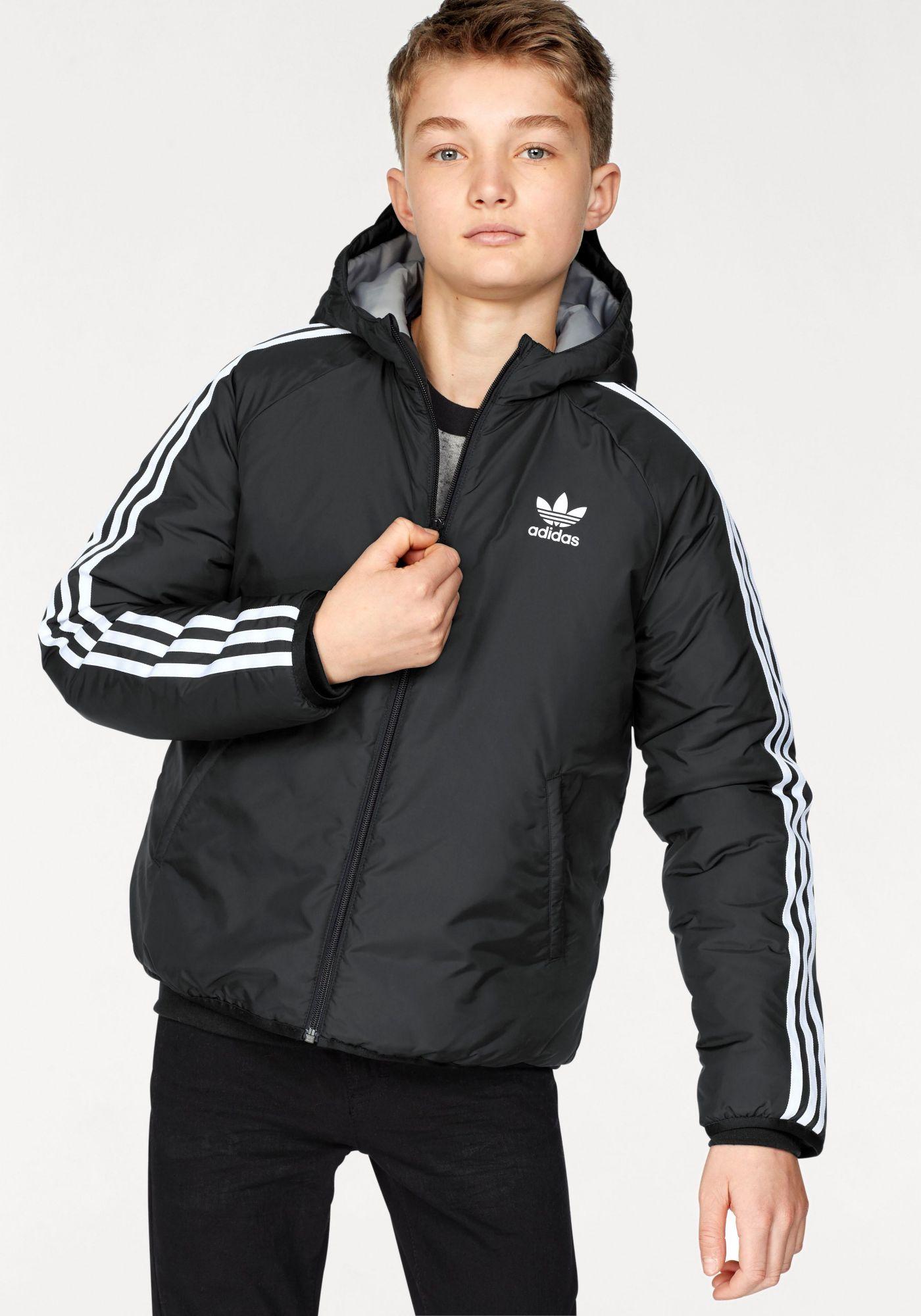 ADIDAS ORIGINALS adidas Originals Winterjacke »J ENTRY PRIZE JACKET«