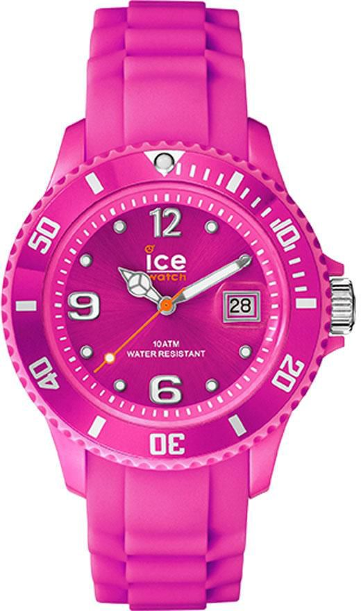 ICE WATCH ice-watch Quarzuhr »ICE forever - Neon Pink - Medium, SI.NPK.U.S.15«