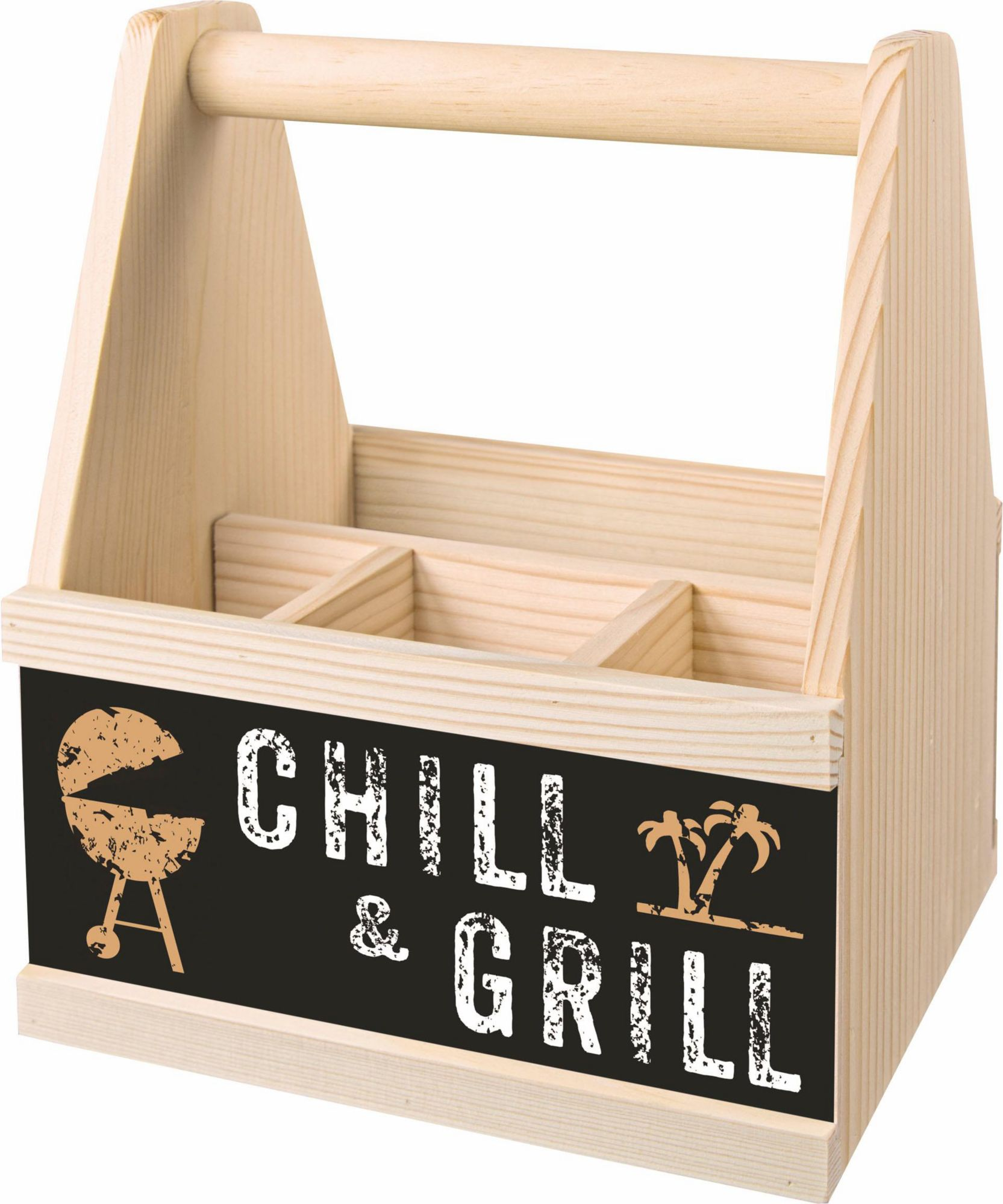 CONTENTO Contento Besteck Caddy »Chill & Grill«