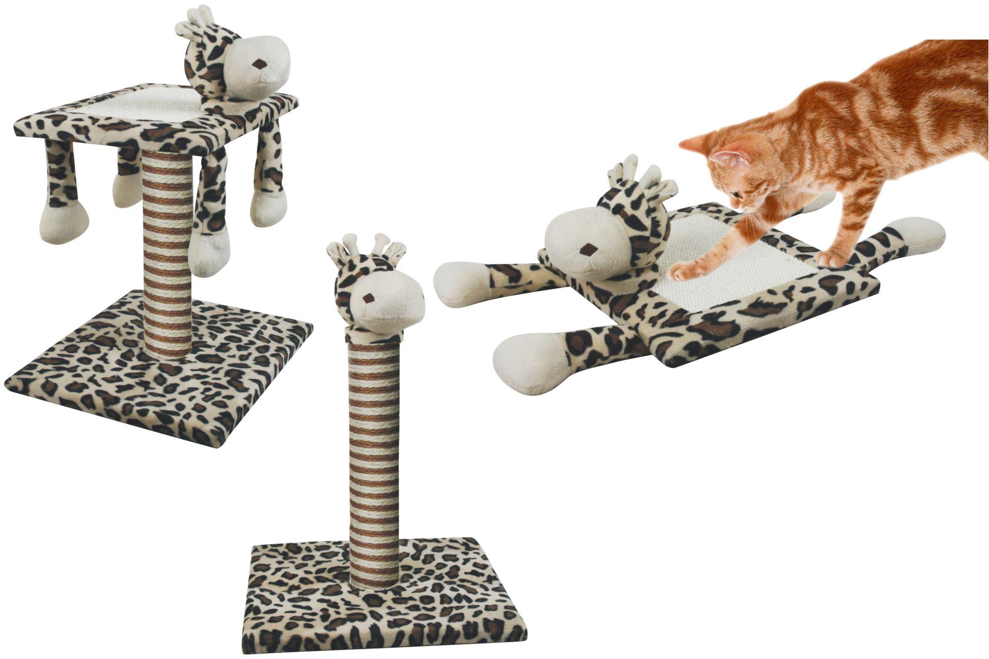 HEIM Heim Kratzbaum »Set 3-in-1 Giraffe«