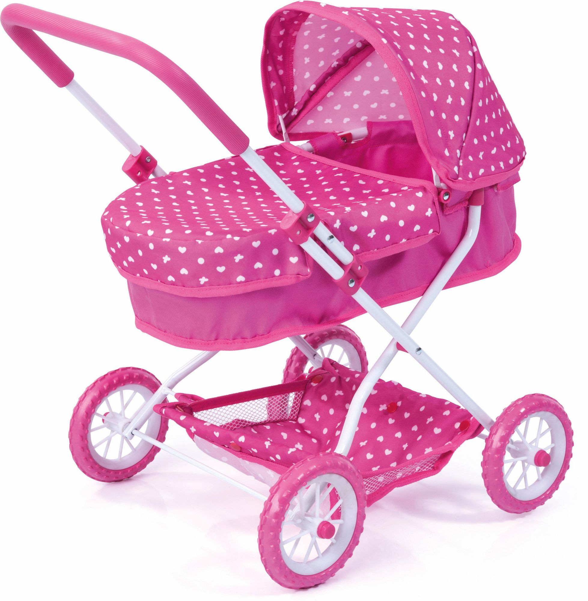 BAYER Bayer Design Puppenwagen , »Smarty, pink«