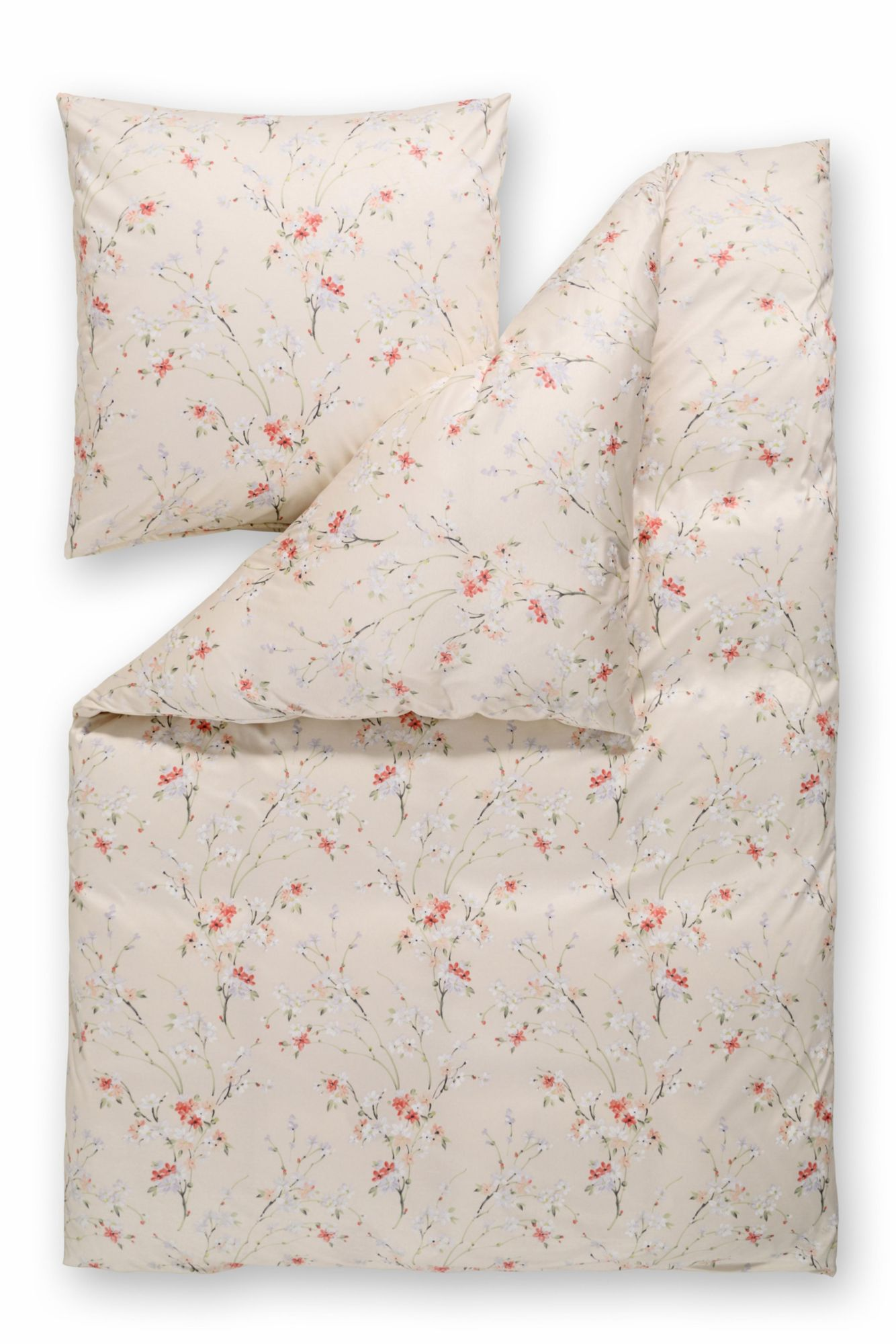 ESTELLA Bettwäsche, Estella, »Helena«, im floralen Design