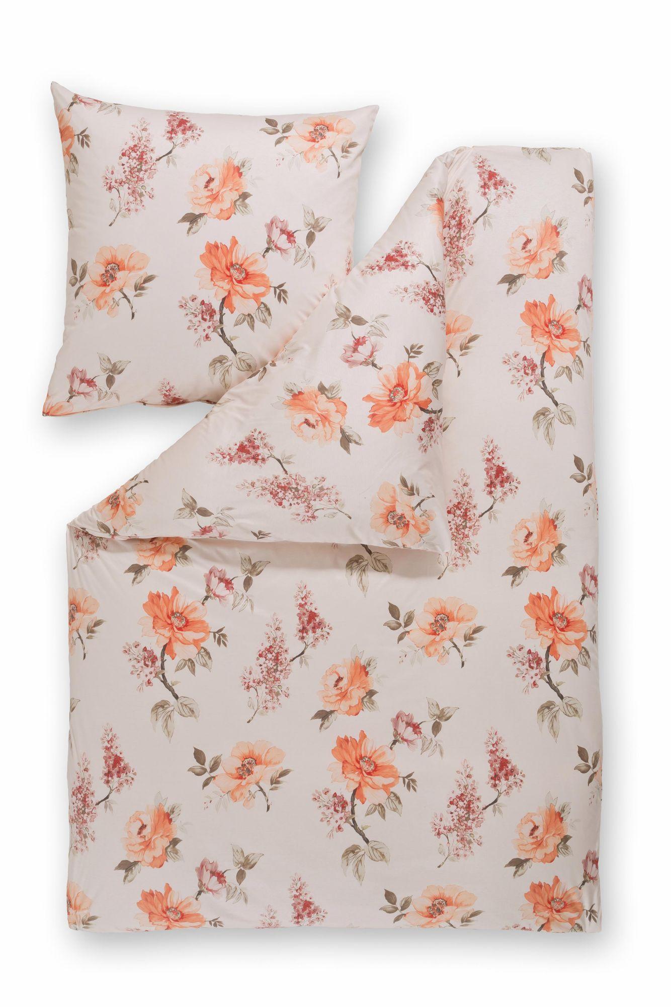 ESTELLA Bettwäsche, Estella, »Aneta«, im floralen Design
