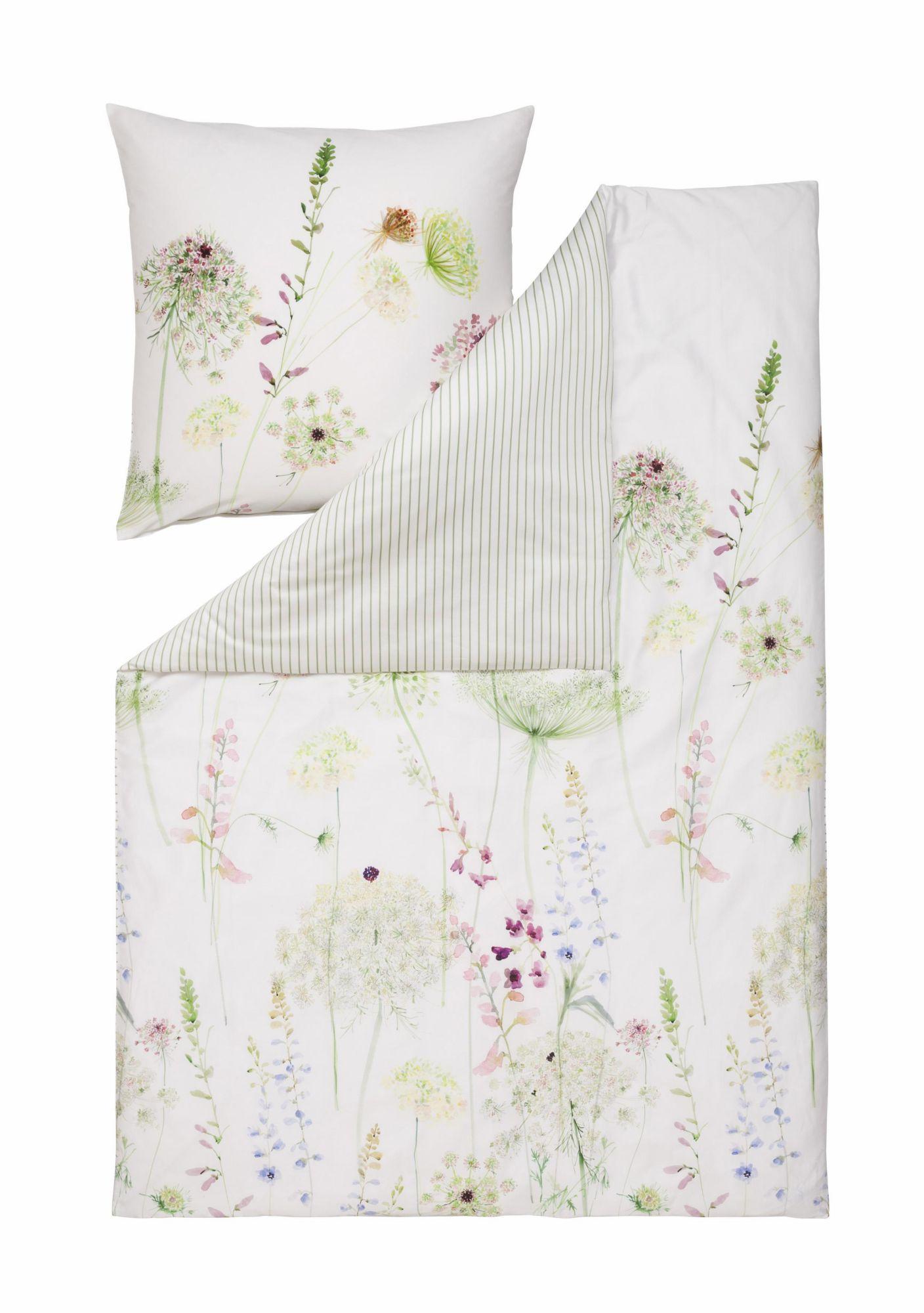 ESTELLA Bettwäsche, Estella, »Meadow«, im floralen Design