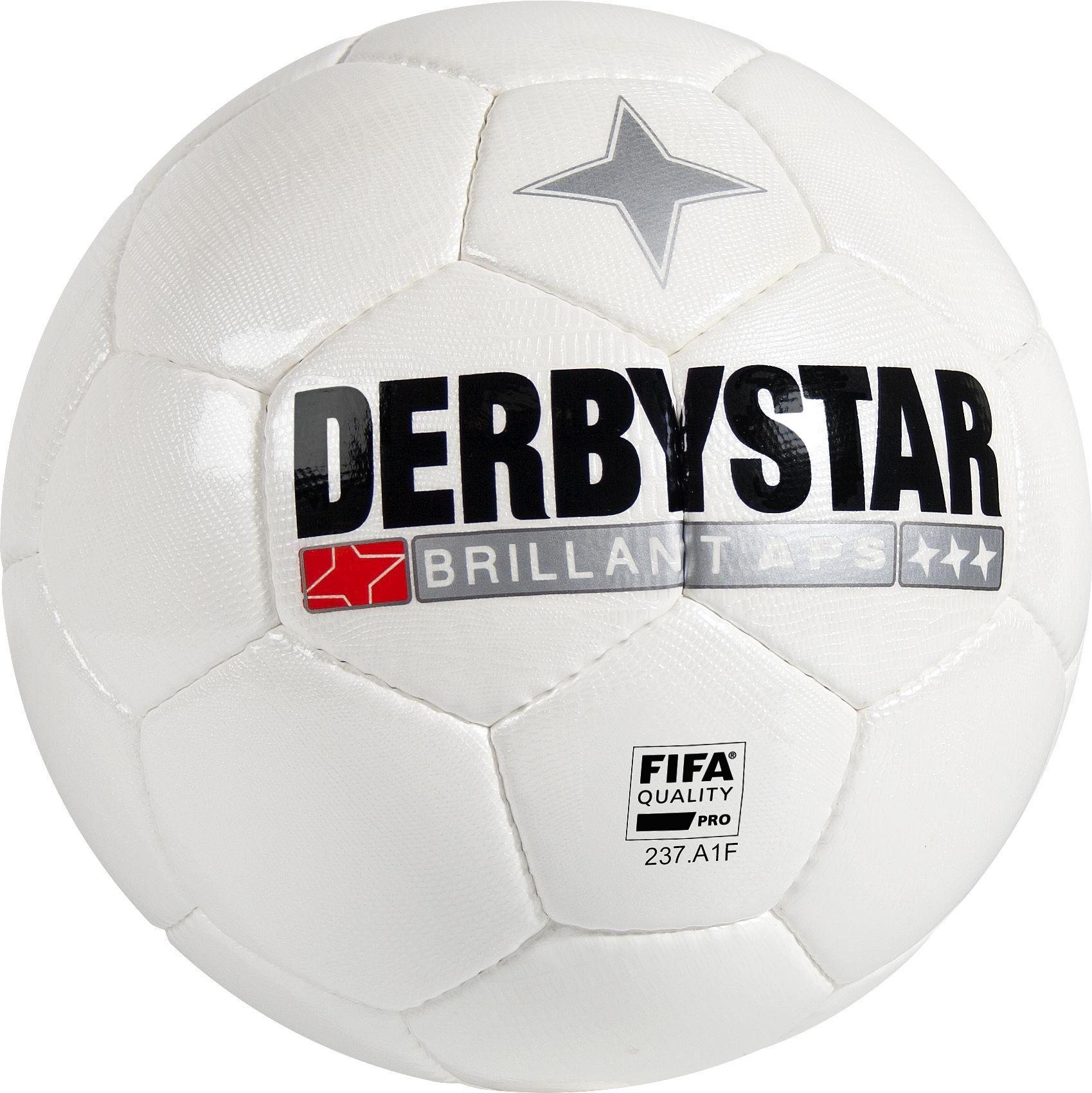 DERBYSTAR Derbystar Fußball »Brillant Aps Größe 5«