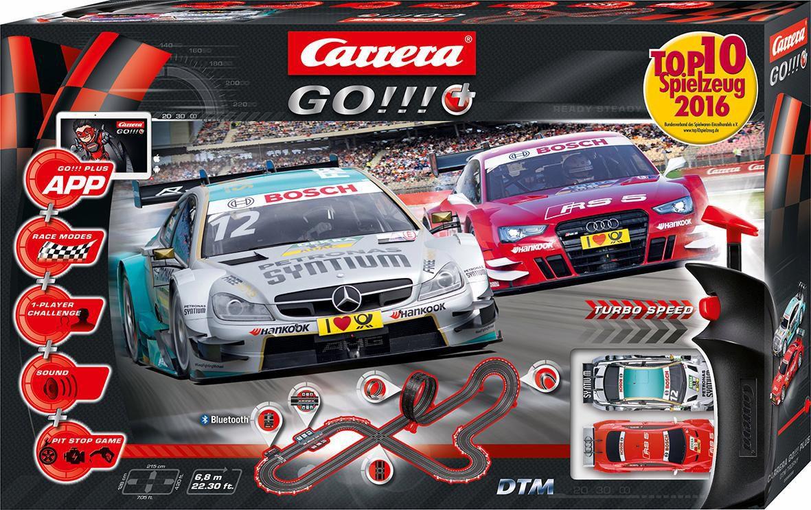 CARRERA Carrera Autorennbahn, »Carrera® GO!!! Plus, DTM Trophy«
