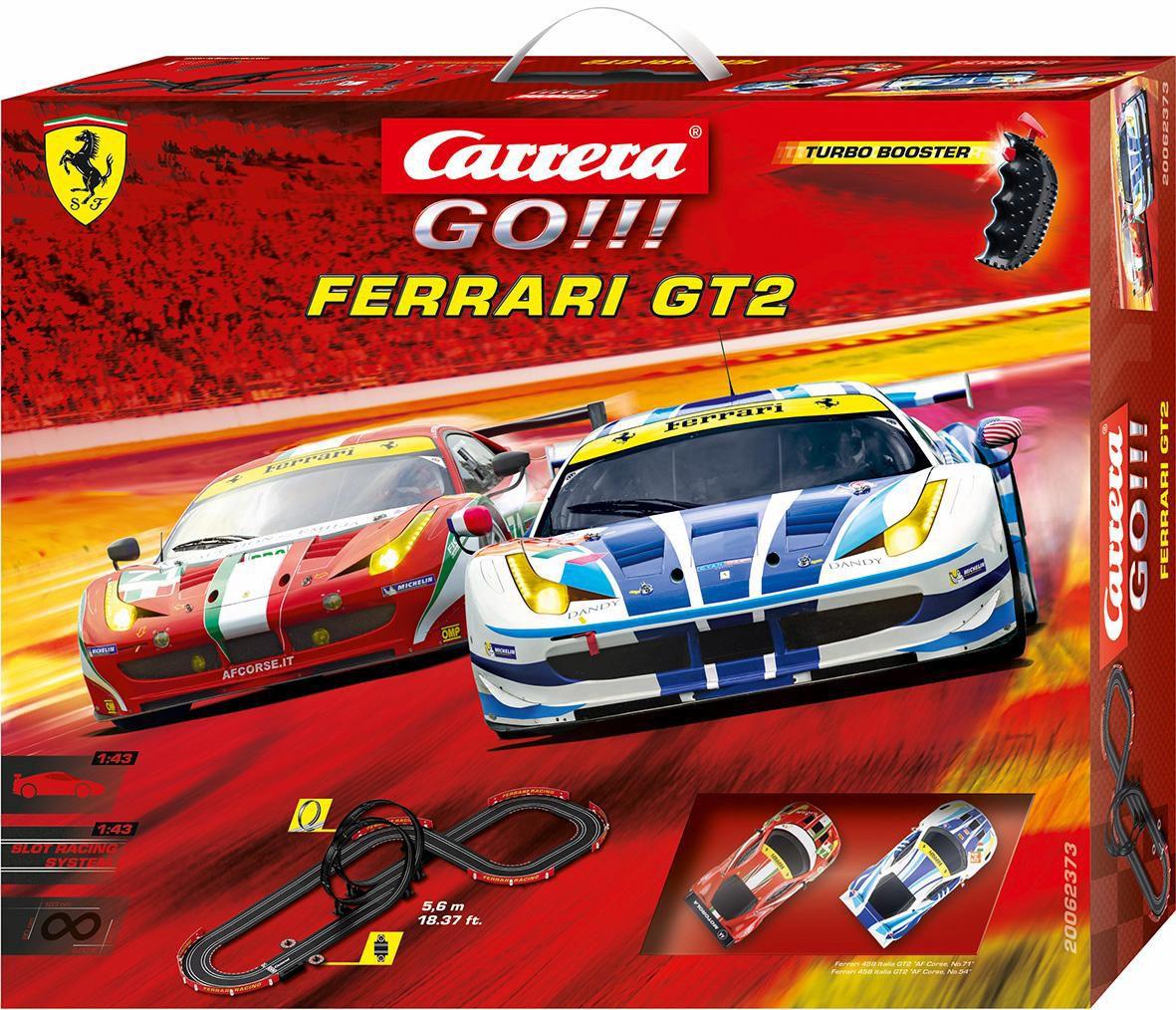CARRERA Carrera Autorennbahn, »Carrera® GO!!!, Ferrari GT2 «