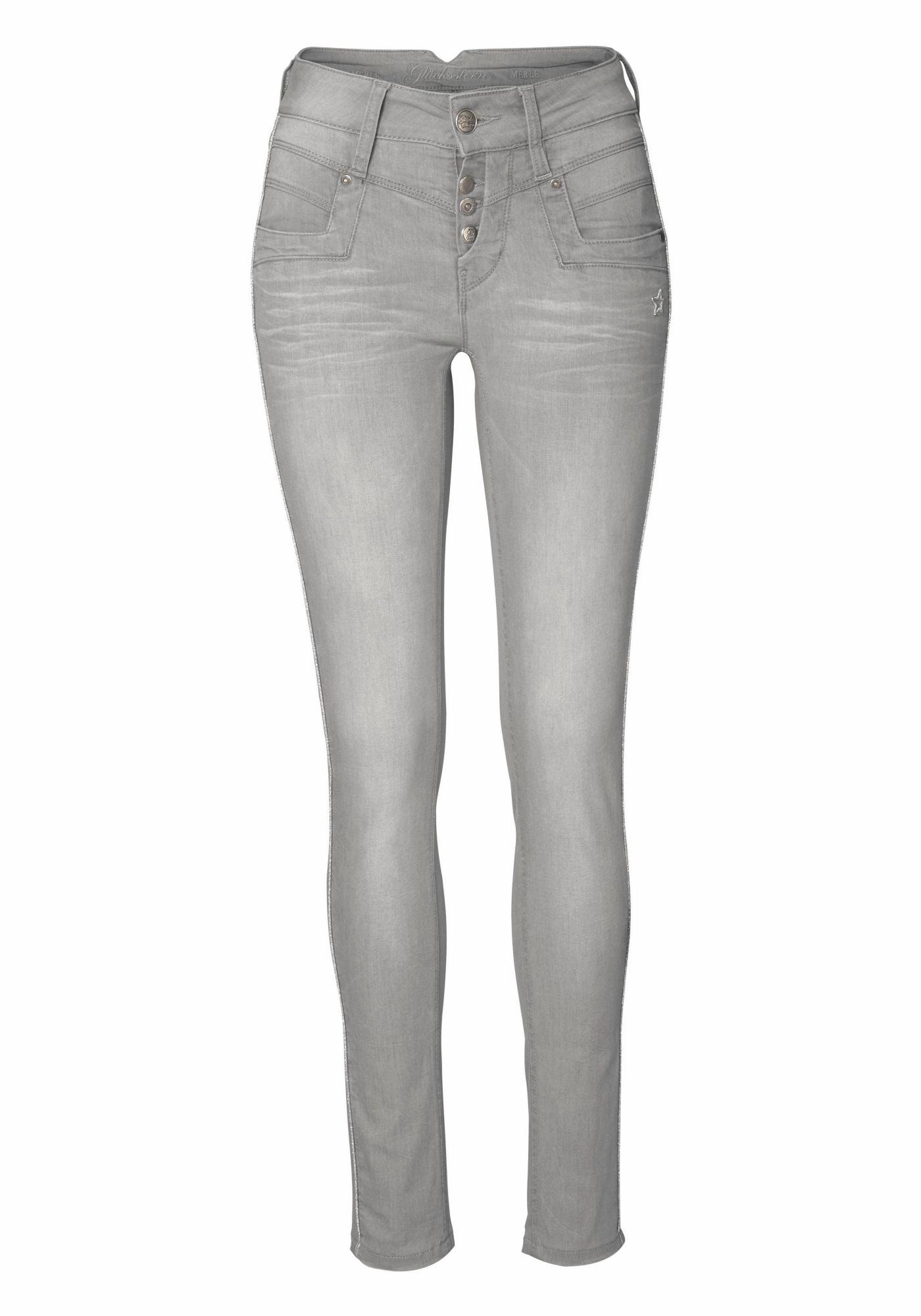 GLÜCKSSTERN Glücksstern Stretch-Jeans »Merle«