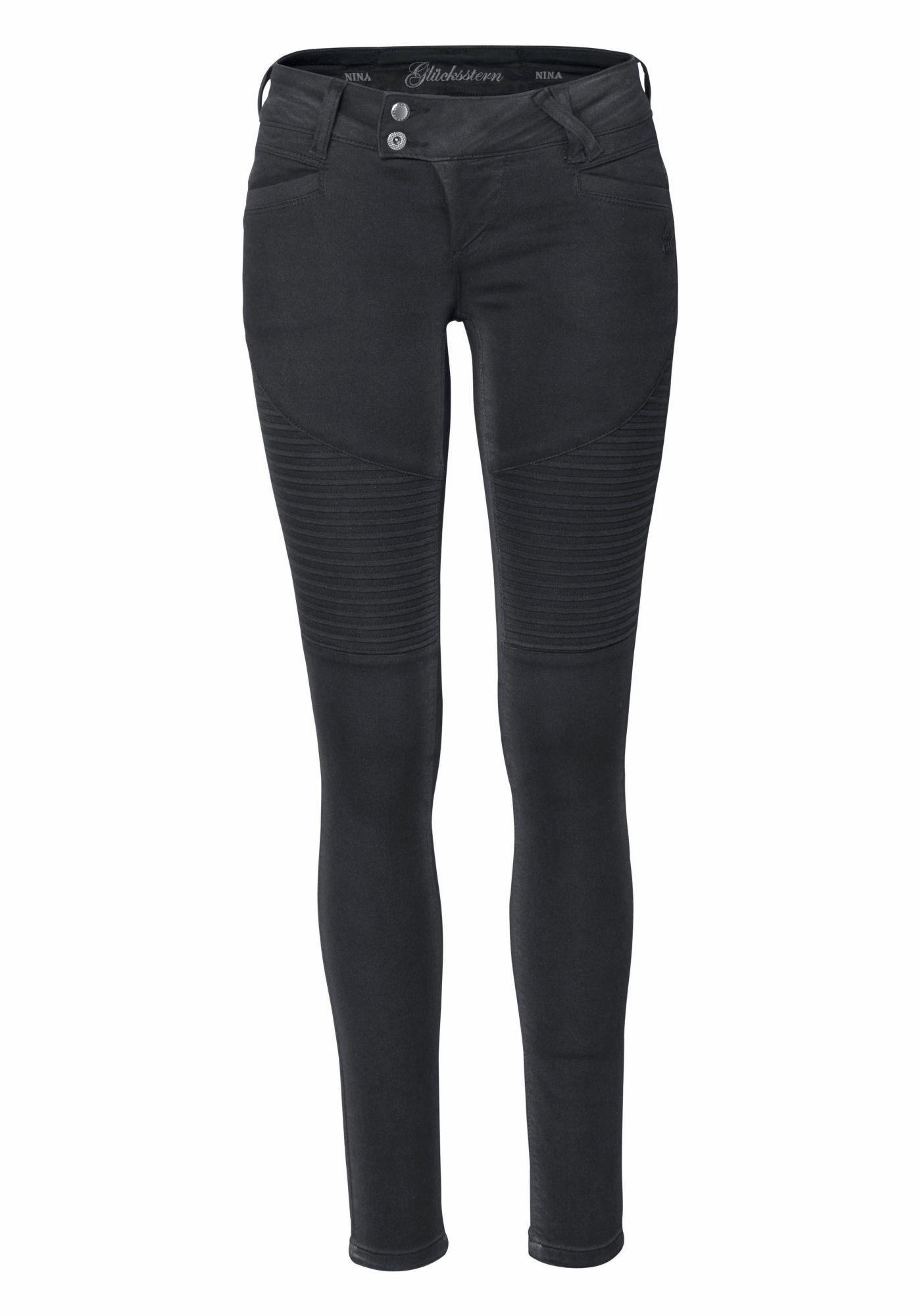 GLÜCKSSTERN Glücksstern Stretch-Jeans »Nina«
