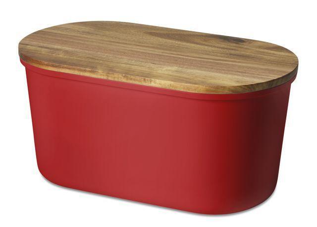 ECHTWERK Echtwerk Brotbox, Melamin, 3 Farben, »FRESH«