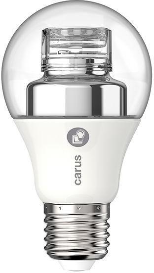 CARUS Carus LED Leuchtmittel 2er Set, »Warmby Click«