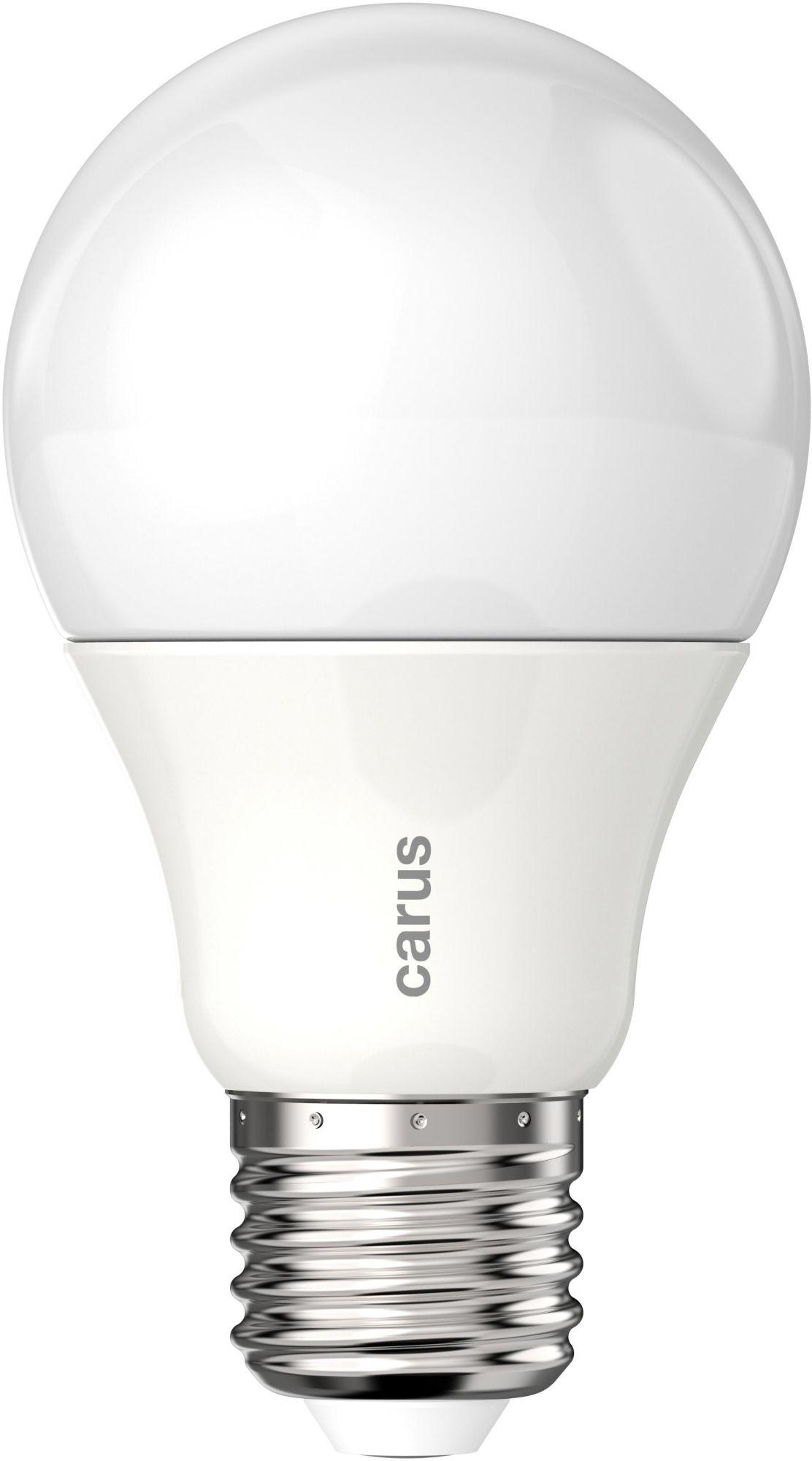 CARUS Carus LED Leuchtmittel 2er Set, »Classic Dim 800«