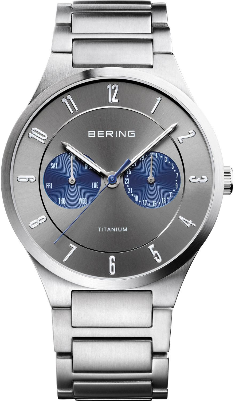 BERING Bering Multifunktionsuhr »11539-777«