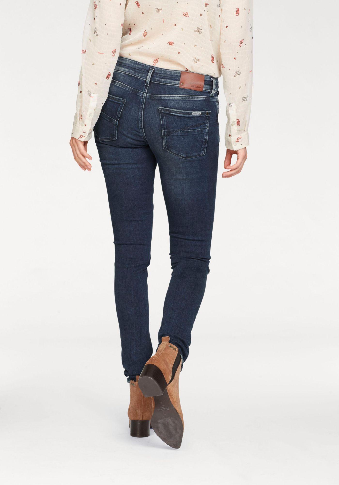 GARCIA Garcia Skinny-fit-Jeans »Rachelle Super Slim«