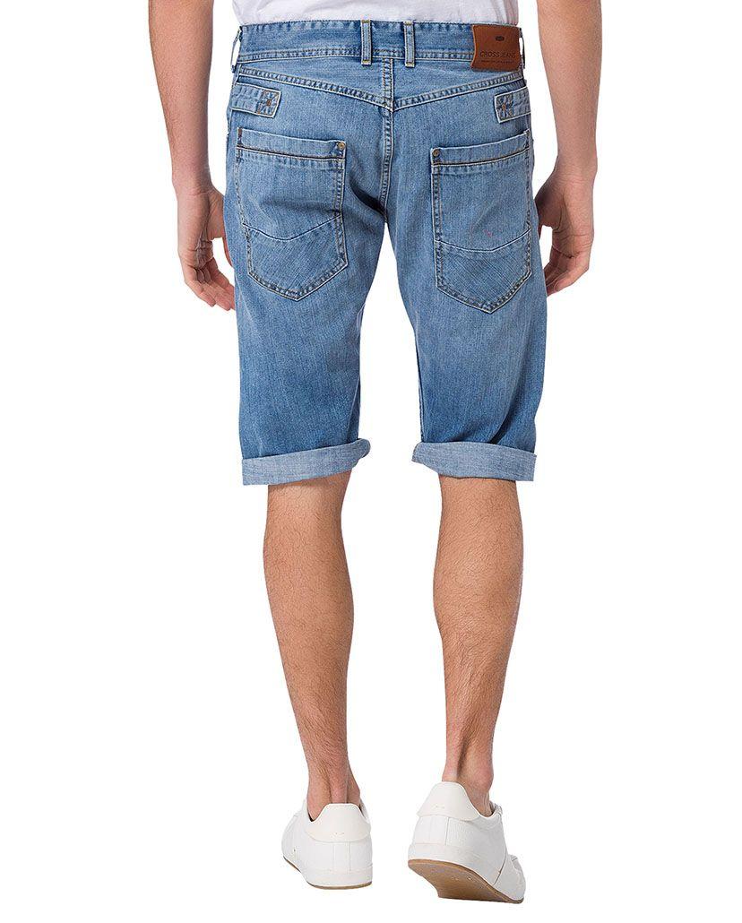CROSS JEANS ® CROSS Jeans ® Slim Fit Jeans Shorts »Aaron«