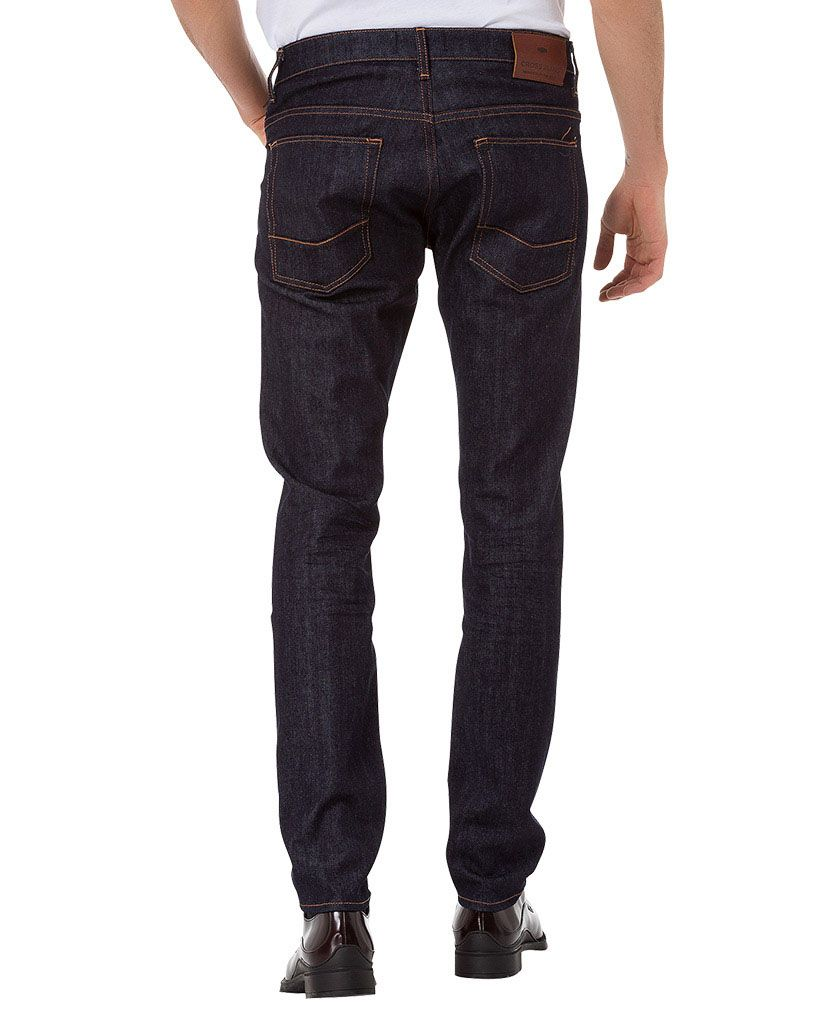 CROSS JEANS ® CROSS Jeans ® Tapered Fit Jeans mit Knopfleiste »939 Tapered«