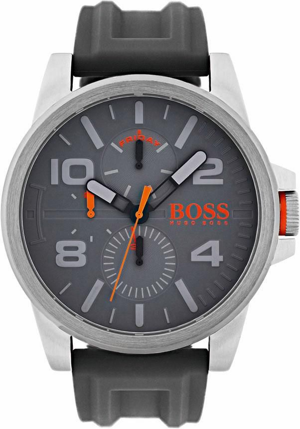 BOSS ORANGE Boss Orange Multifunktionsuhr »DETROIT, 1550007«