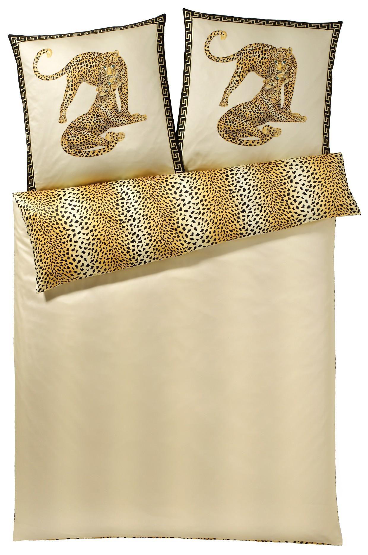 ELEGANTE Bettwäsche, elegante, »Gepard Pair«, mit Geparden