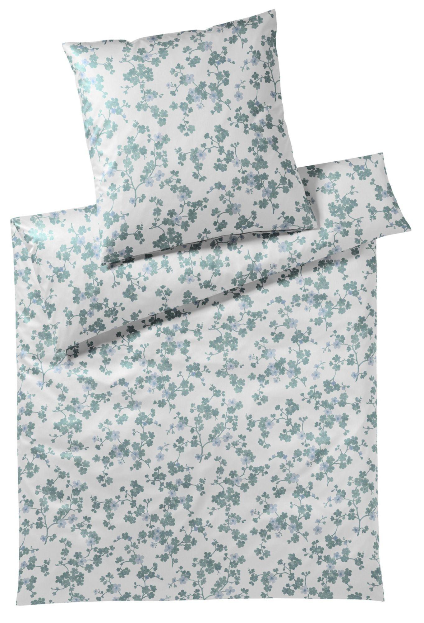 ELEGANTE Bettwäsche, elegante, »Lush«, mit Kirschblütenzweigen