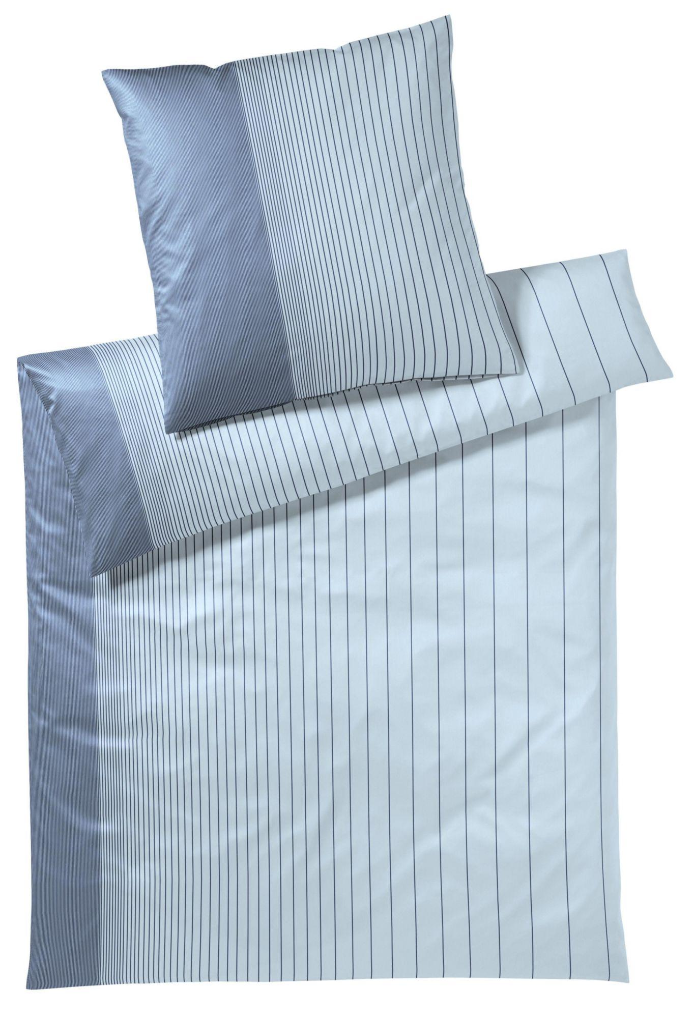 ELEGANTE Bettwäsche, elegante, »Verve«, mit dünnen Streifen