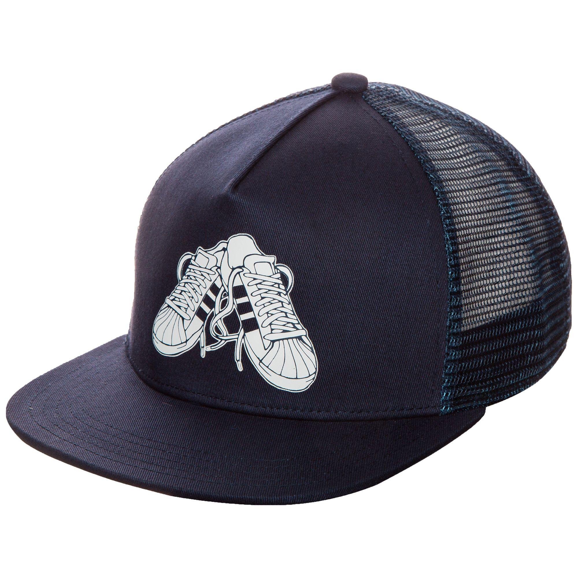 ADIDAS ORIGINALS adidas Originals Trucker Sneaker Cap Herren