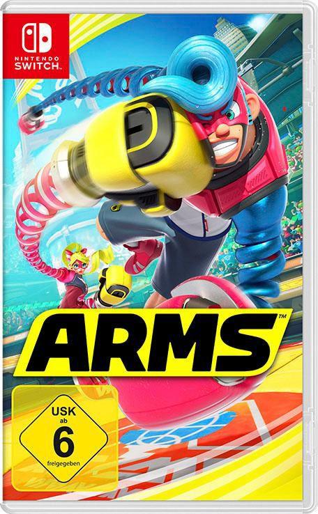 NINTENDO SWITCH ARMS (Nintendo Switch)