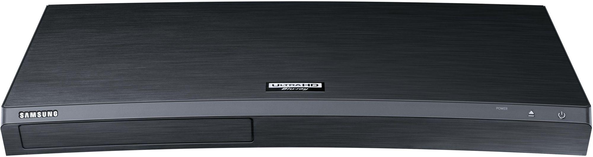 SAMSUNG Samsung UBD-9500/EN Ultra-HD Blu Ray Player (Bluetooth, WLAN)