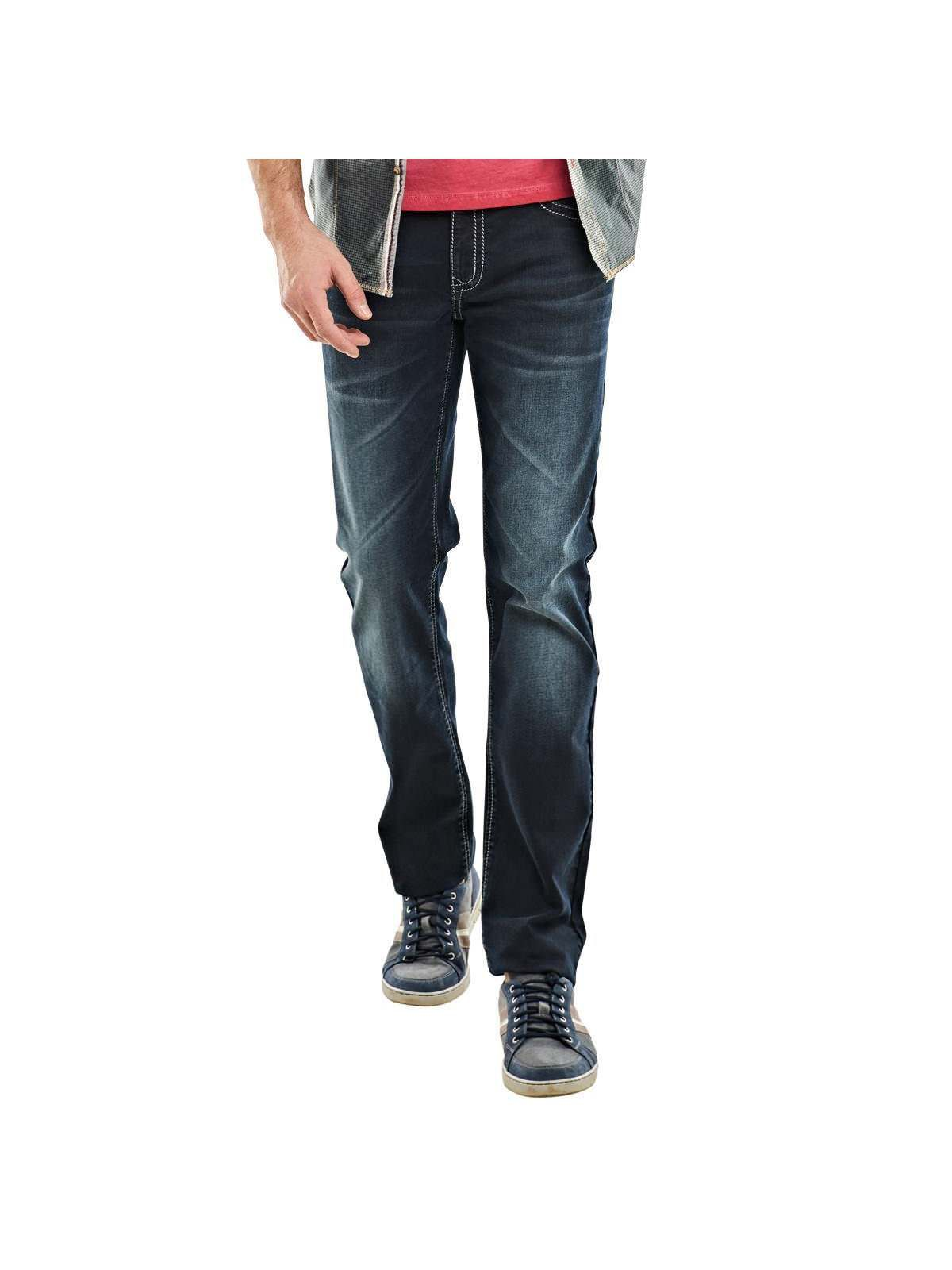 ENGBERS engbers Dark indigo Jeans