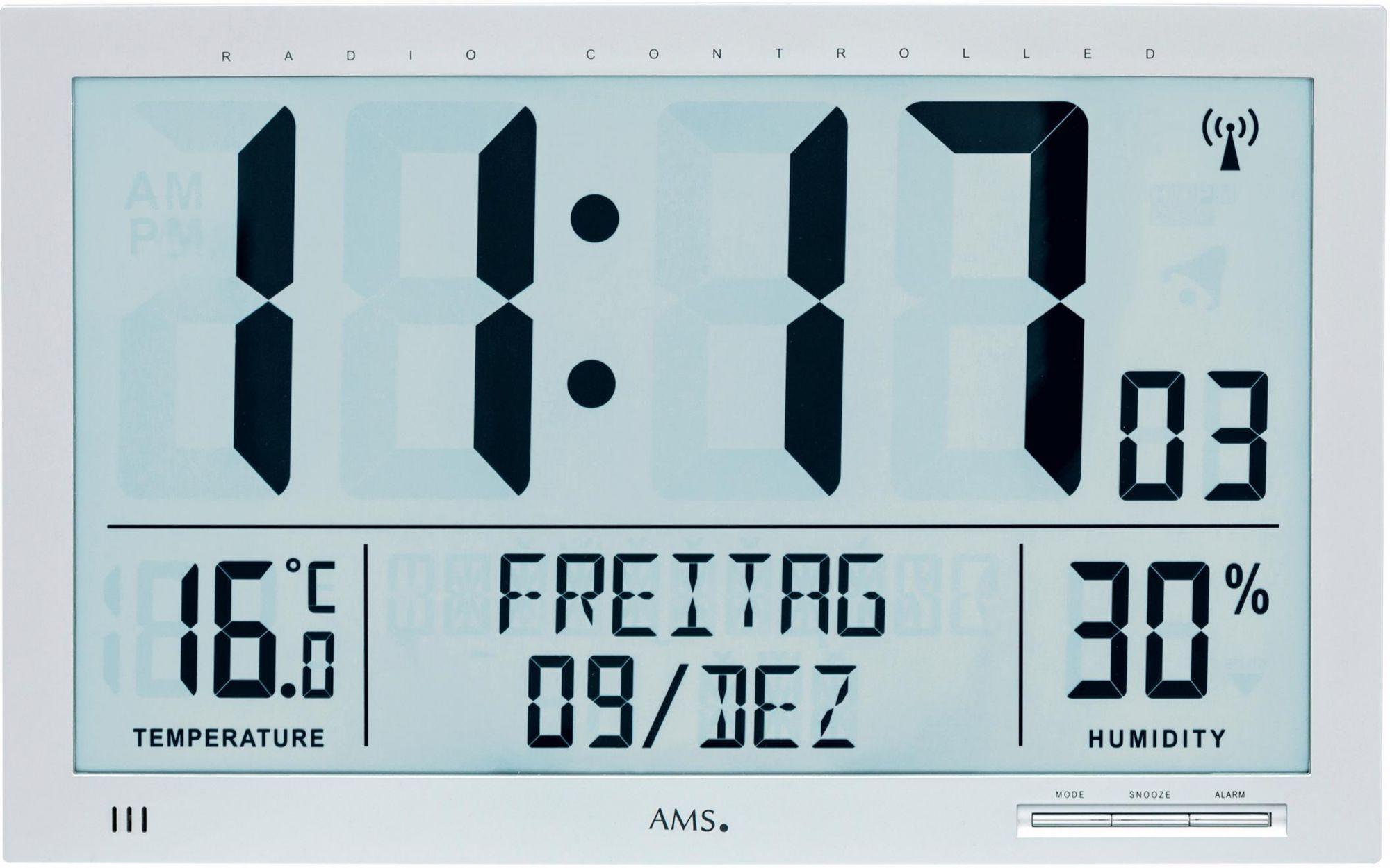 AMS  Funk-Wanduhr, »F5888«