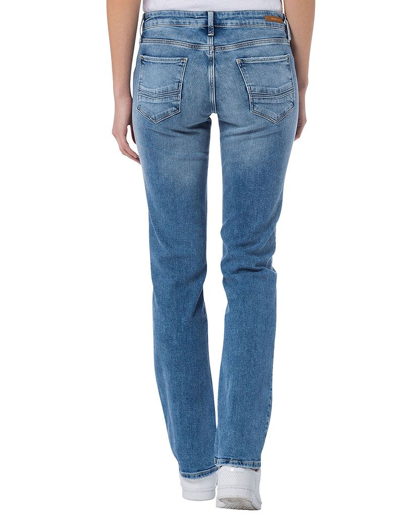 CROSS JEANS ® CROSS Jeans ® Regular Fit Jeans mit hoher Leibhöhe »Rose«