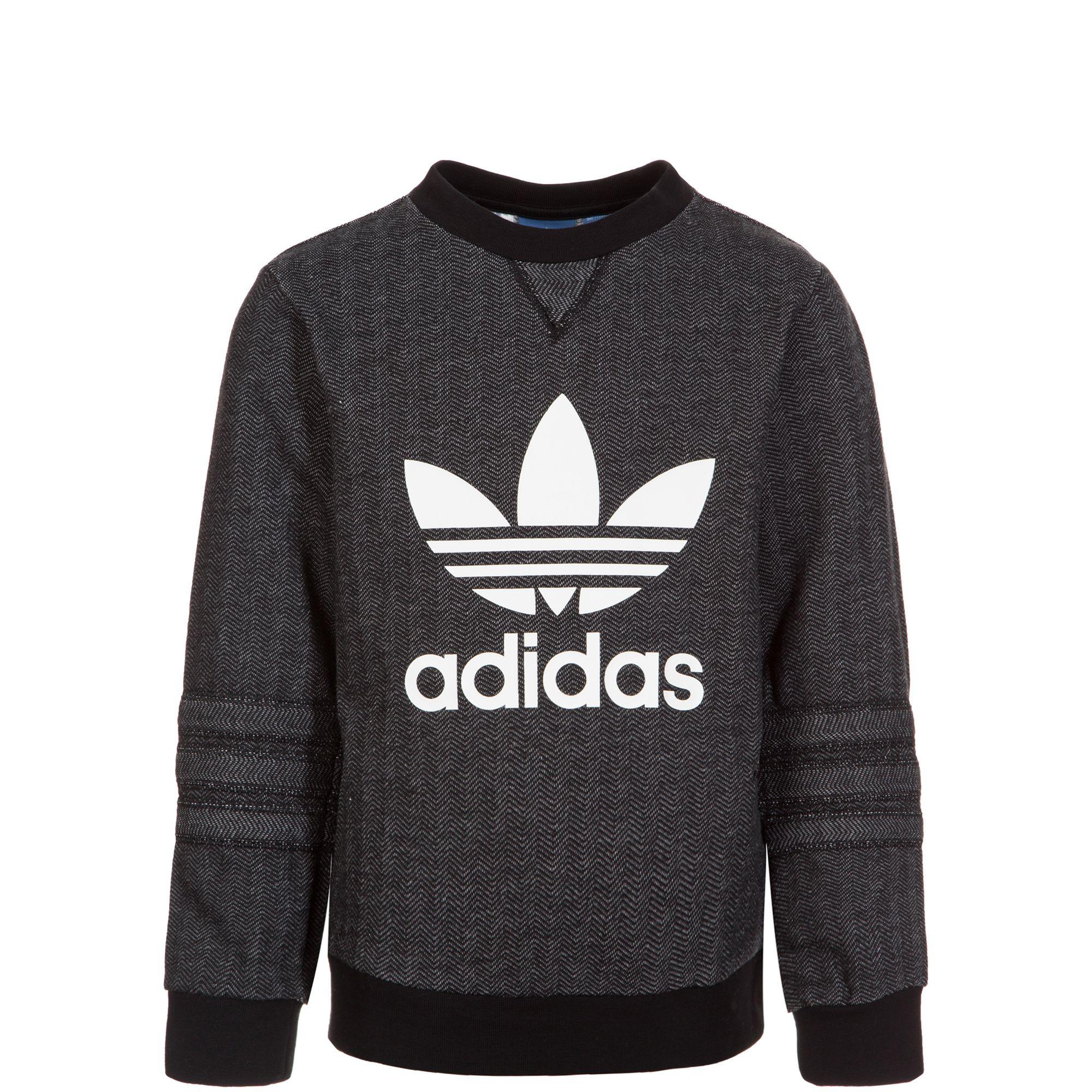 ADIDAS ORIGINALS adidas Originals Trefoil Crew Sweatshirt Kinder