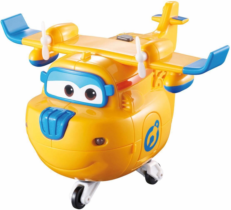 GIOCHI PREZIOSI Giochi Preziosi Transform Flugzeug mit Sound, »Super Wings, Donnie«