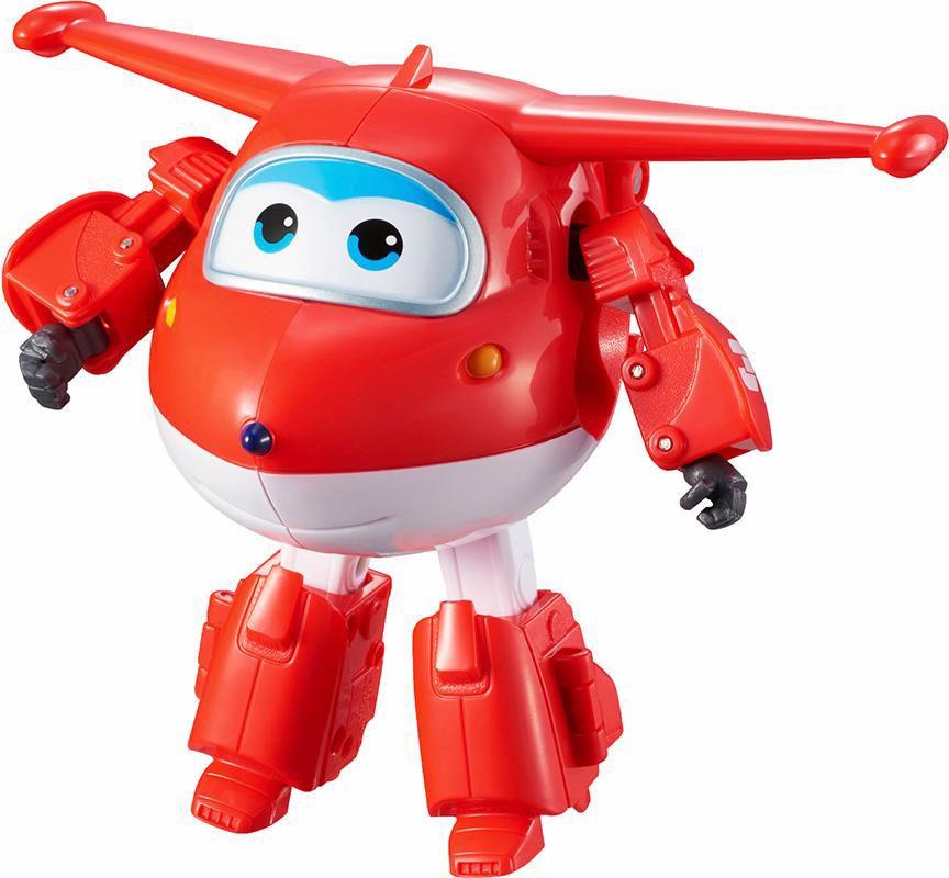 GIOCHI PREZIOSI Giochi Preziosi 2 in 1 Flugzeug und Roboter, »Super Wings, Transform Flugzeug Jett«