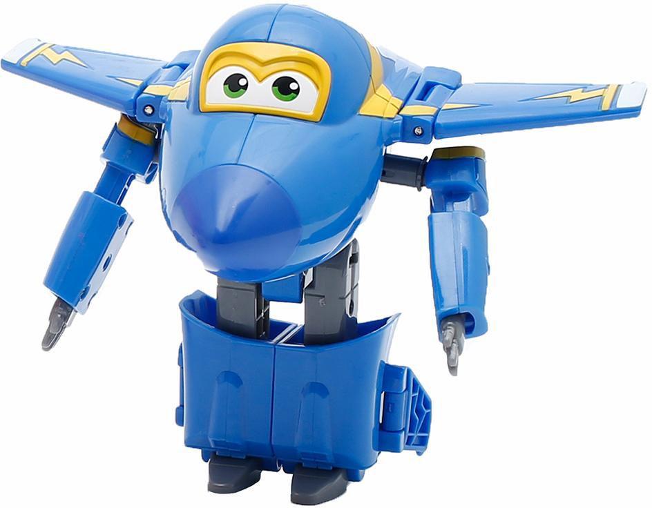 GIOCHI PREZIOSI Giochi Preziosi 2 in 1 Flugzeug und Roboter, »Super Wings, Transform Flugzeug Jerome«