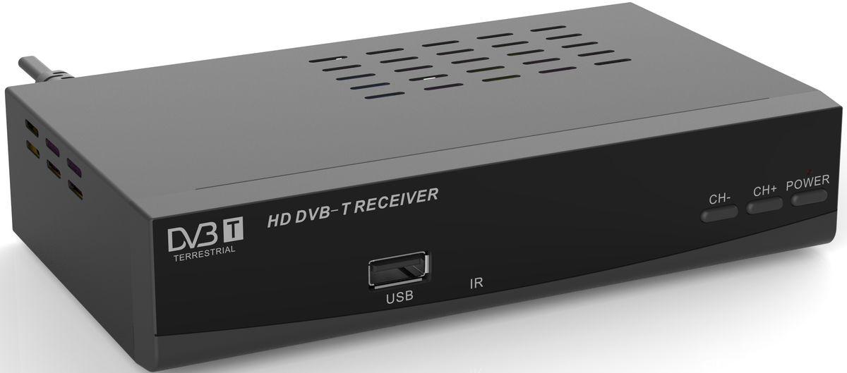 DENVER Denver DVB-T2 HD-Receiver »DTB-136H mit USB-Anschluss«